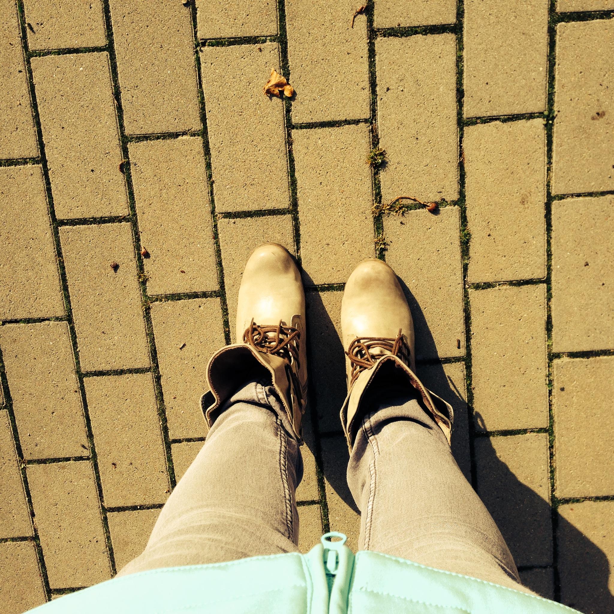 freundlche Füße