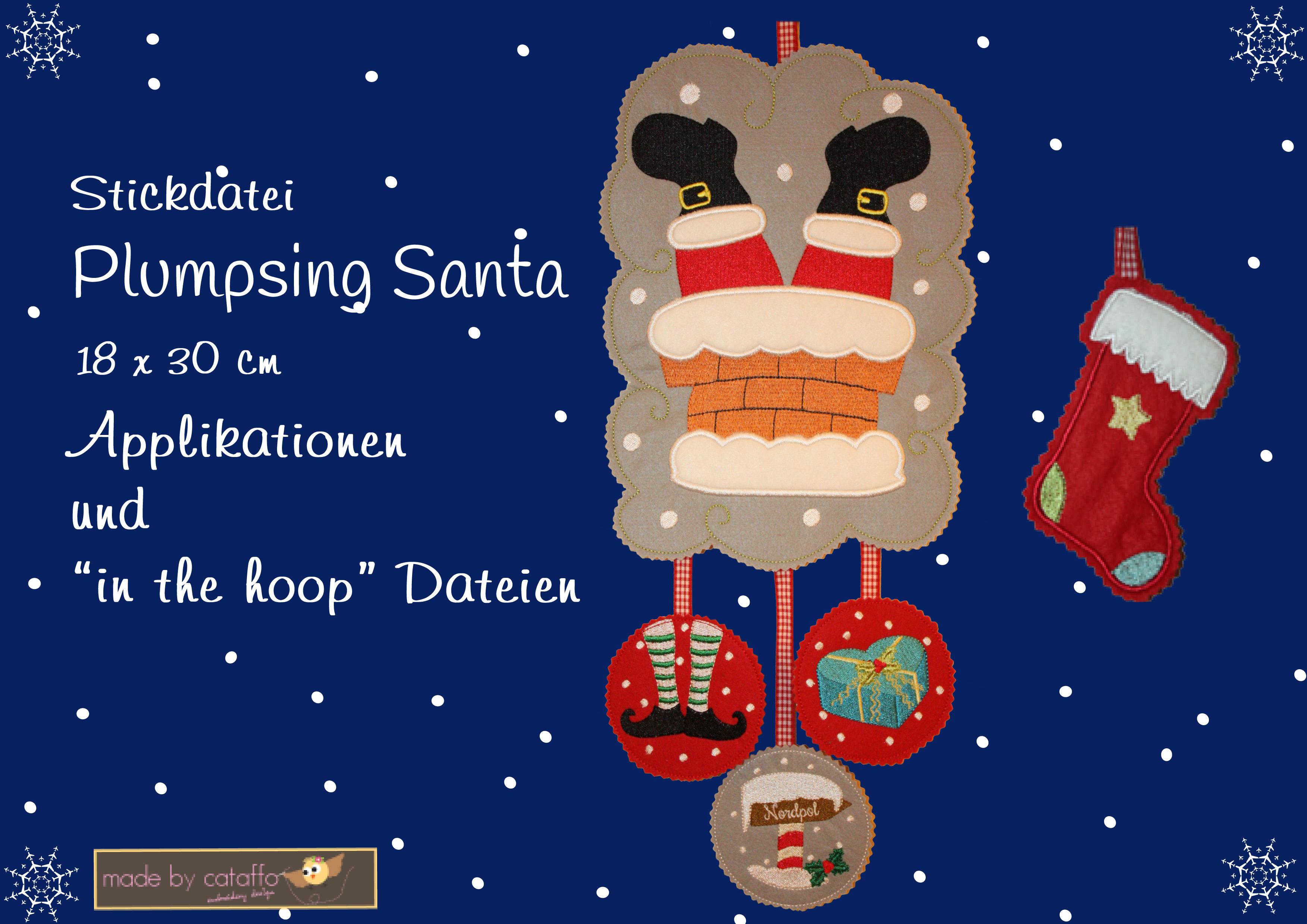 Plumpsing Santa