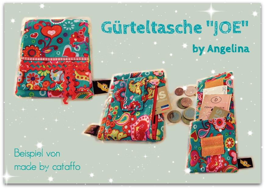 Gürteltasche *JOE* by Angelina