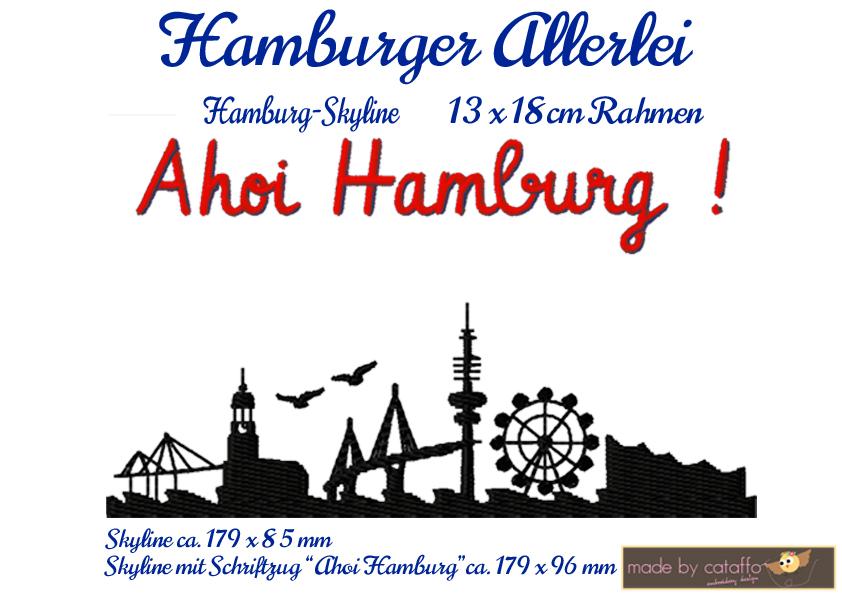 Hamburger Allerlei -Skyline