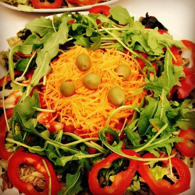 Lecker Salatteller