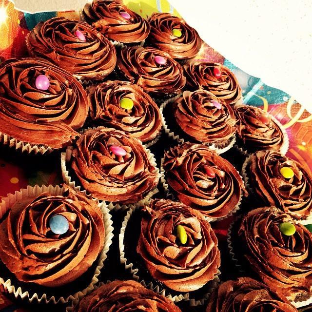 Cupcakes für die Schule