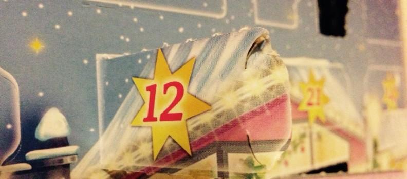 12 von 12 im Dezember 2014